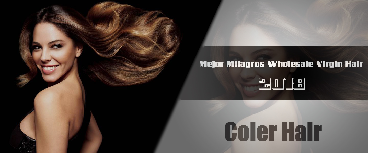 Remy Hair colored Bundle