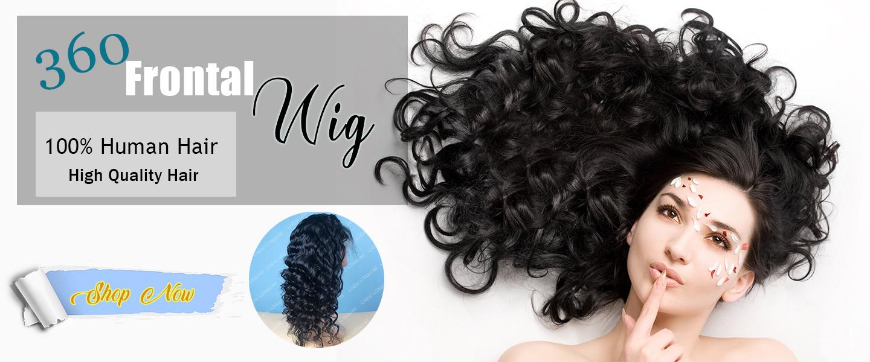360 Frontal Wigs & U Part