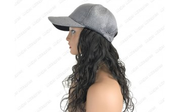 Cap wig