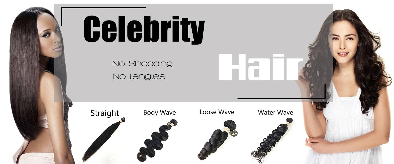 Celebrity Virgin Hair Bundles